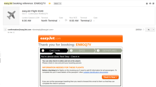 easyjet-confirmation